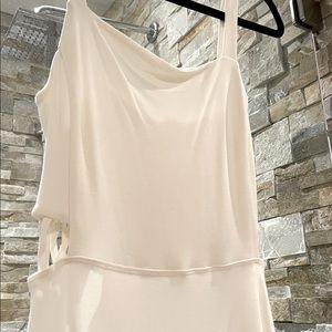 Cream colored summer dress. Size Small.